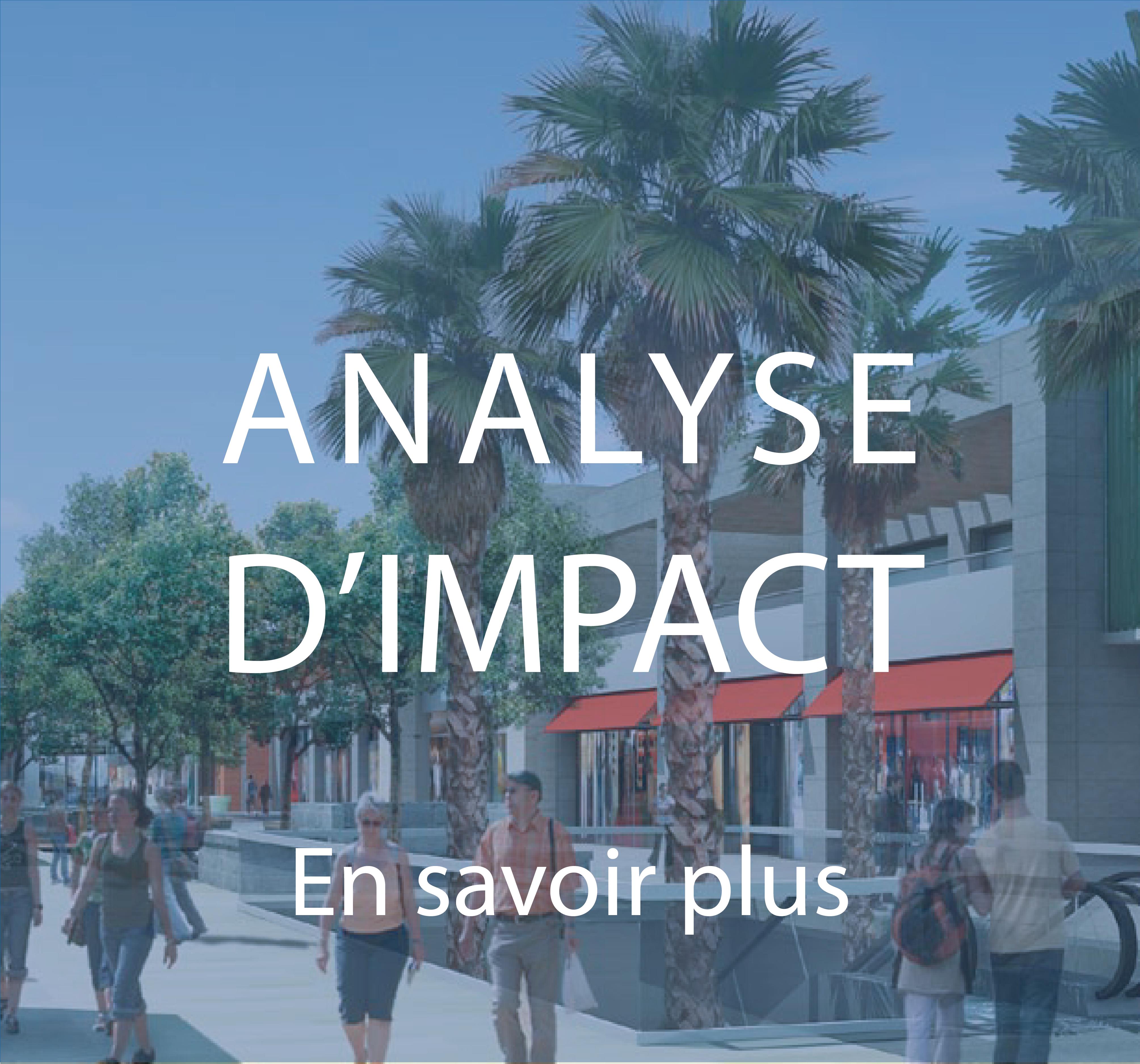 Analyse d'impact
